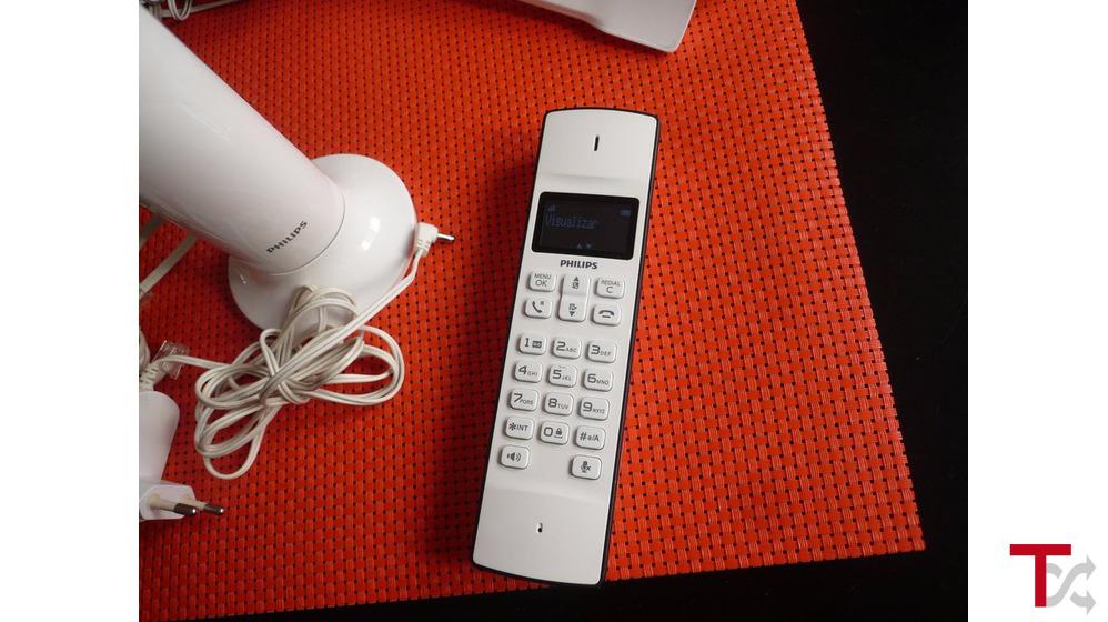 Telefone fixo Philips M330 Bom estado.Top telefone fixo.