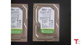Disco SATA 3.5 500Gb WD.