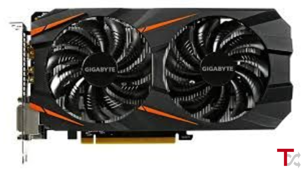 Placa Gráfica Gigabyte GeForce GTX 1060 Windforce 3GB