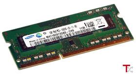 SO-DIMM DDR3 1GB 1333MHZ / PC3-10600