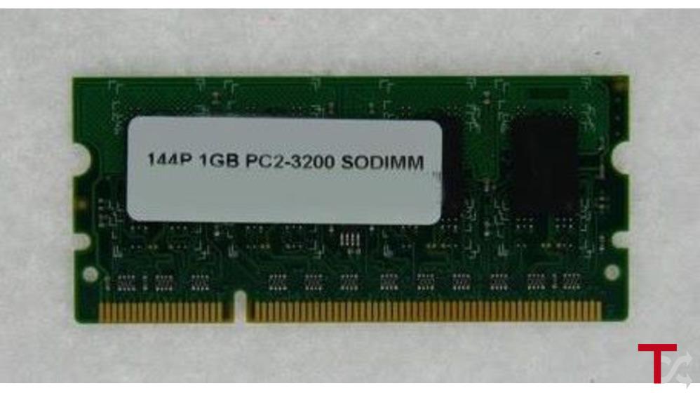 SO-DIMM DDR2 1GB 400MHZ / PC2-3200