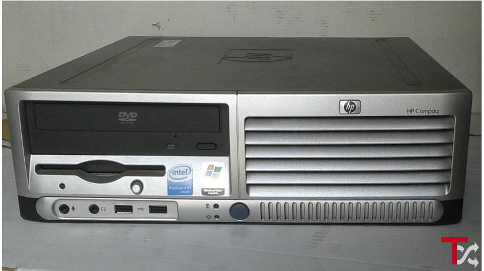 Torre Computador HP DC7100 3.0Ghz 2Gb Ram Hdd 80Gb  Windows 7