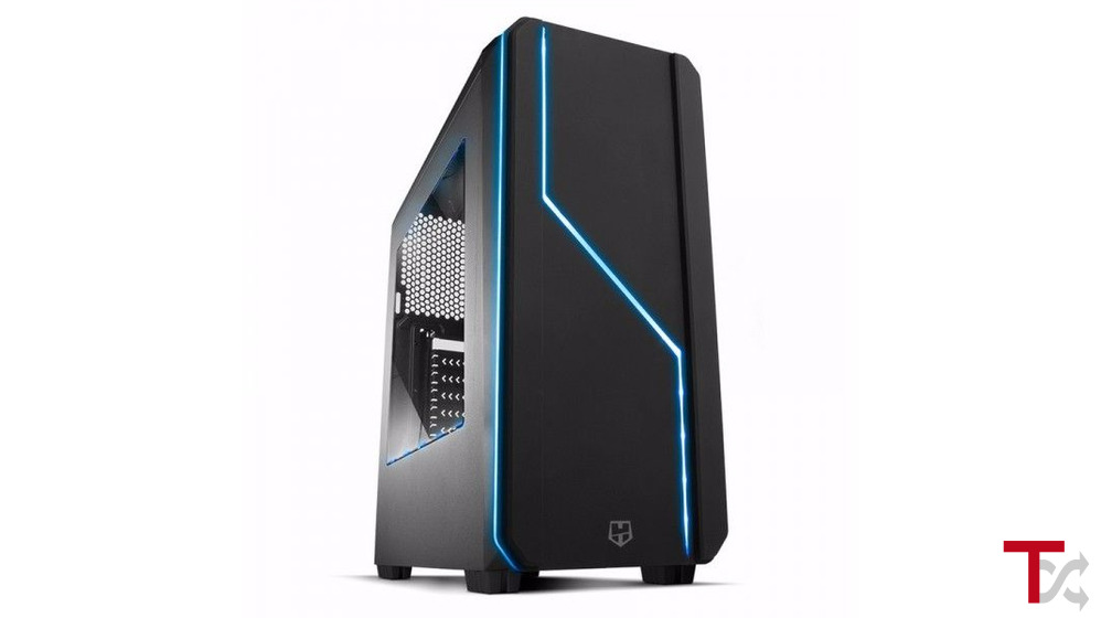 PC Desktop Gaming XXX Intel i5 7400 8GB 750 Ti GTX 4GB Hummer MC