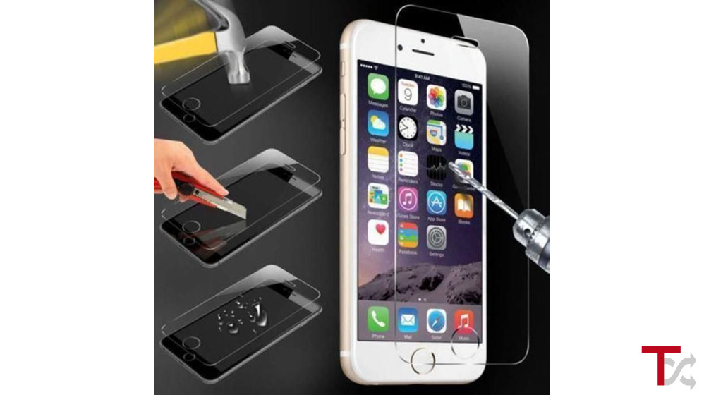 Vidro Temperado protetor de ecrã Iphone 6 6S
