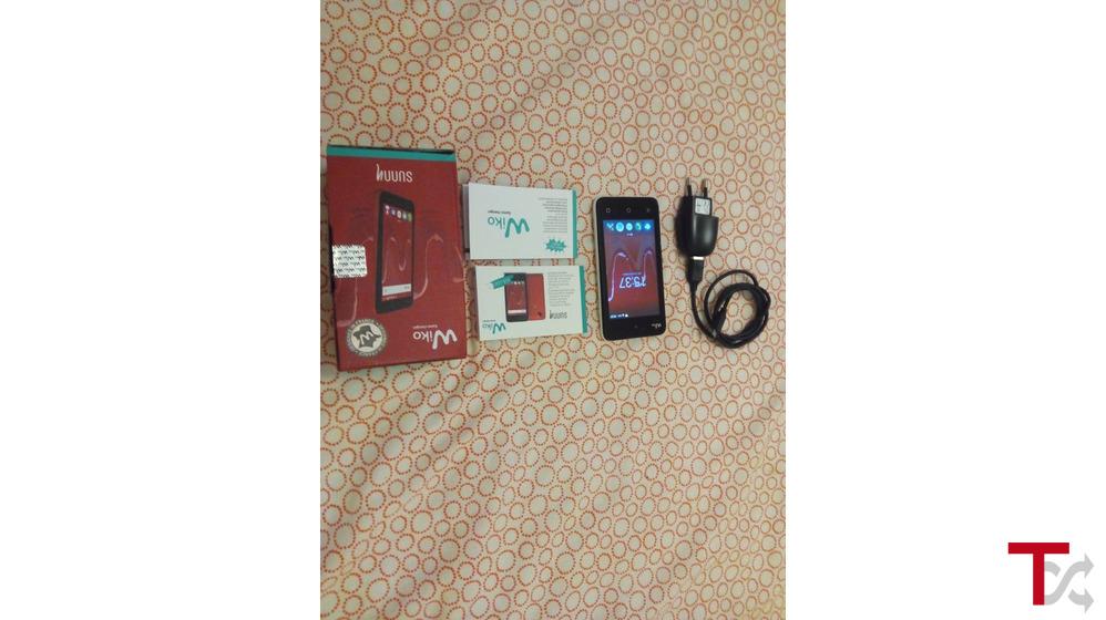 Smartphone Wiko Sunny semi-novo