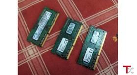 Memória DDR3 SDRAM 4.0GB Para Portáteis i3, i5, i7 e outros
