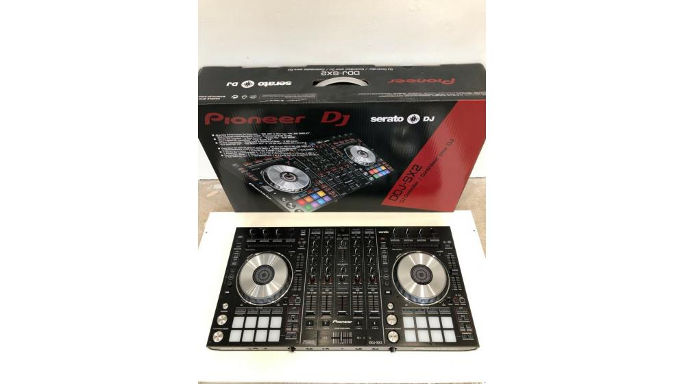 Controlador DJ Pioneer DDJ-RZ 520 EUR,Controlador de DJ Pioneer DDJ-RX 510 EUR