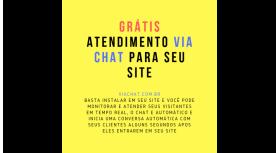 Chat Grátis para seu site