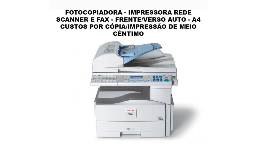Fotocopiadora 4 em 1