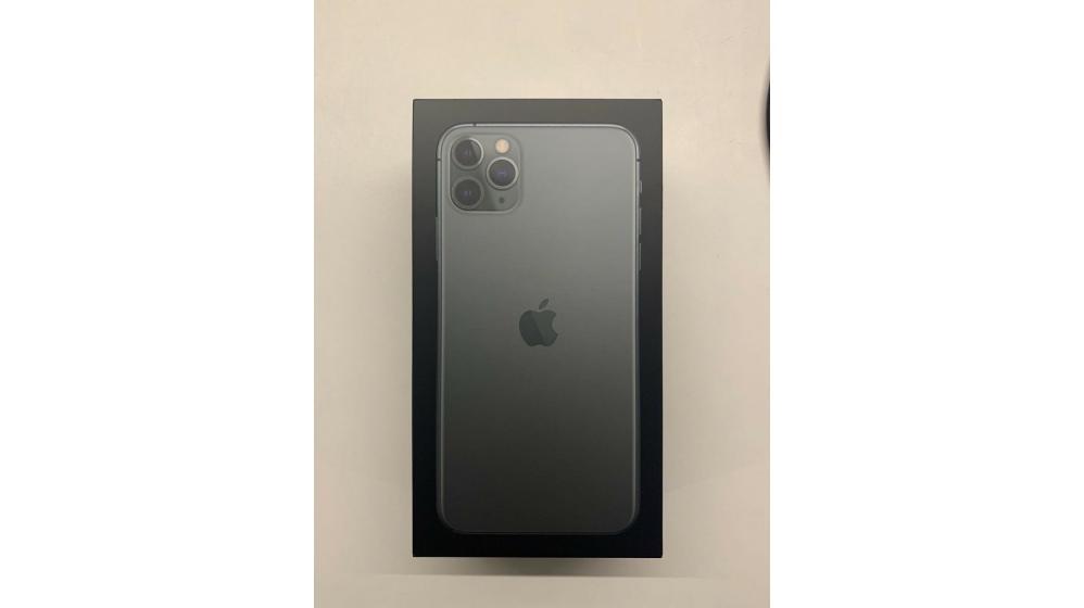 Apple iPhone 11 Pro Max - 64GB - Verde