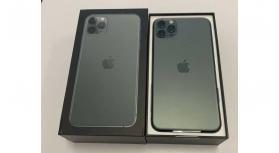 Apple iPhone 11 Pro 64GB = $600, iPhone 11 Pro Max 64GB = $650,iPhone 11 64GB = $470