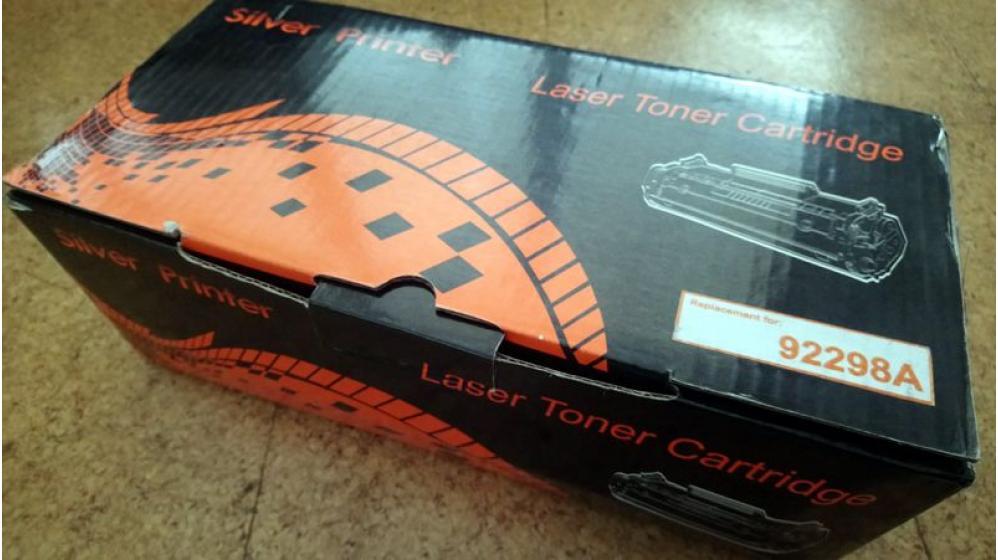 Toner impressora 92298A selado