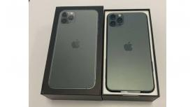 Apple iPhone 11 Pro 64GB = $500, iPhone 11 Pro Max 64GB = $550,iPhone 11  64GB =  $450