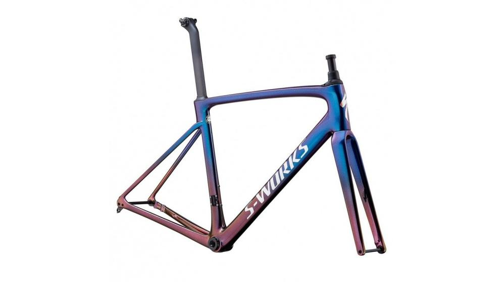 2020 Specialized S-Works Roubaix Disc Frameset - Fastracycles