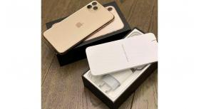 Apple iPhone 11 Pro 64GB por  $ 500 y  iPhone 11 Pro Max 64GB por $ 550 y  iPhone 11 64GB  por $ 450