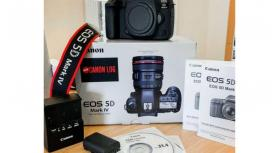 Canon EOS 5D Mark IV DSLR Camera por  $1200USD