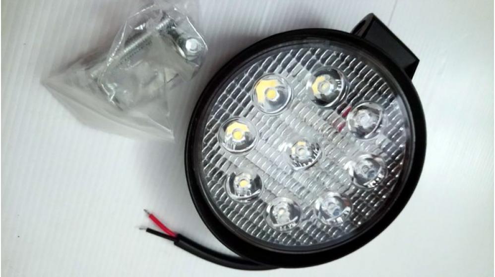 Farol automóvel trabalho LED 27 W