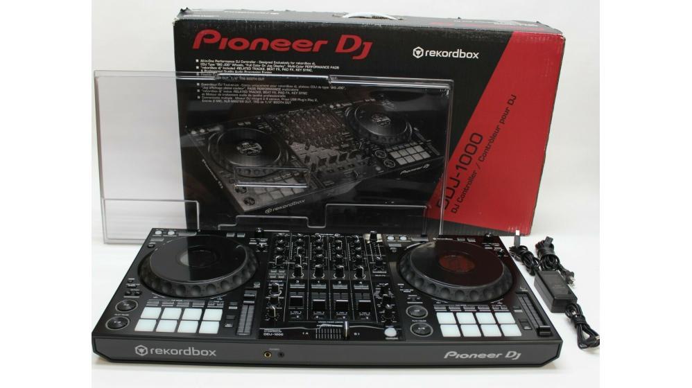 Pioneer ddj 1000, Pioneer ddj 1000srt, Pioneer ddj sx3,Pioneer DDJ-FLX6, Pioneer CDJ-3000