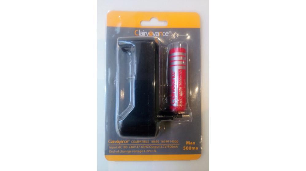 Carregador de bateria pilha + pilha recarregável
