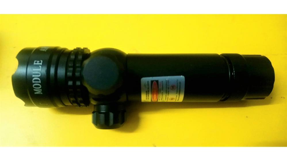 Mira laser telescópica sight vane