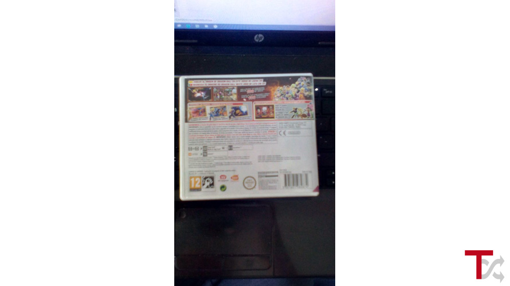 Dragon Ball Extreme Butoden 3DS TROCA