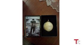 Jogos PC + COD WW Collector's Edition TROCO por jogos 3DS
