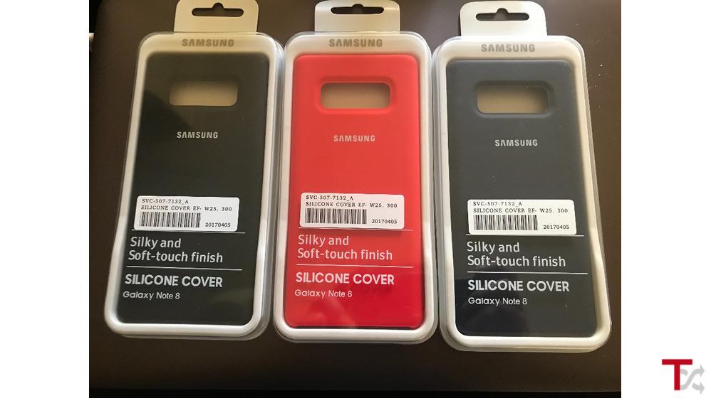 Capas Samsung Note 8