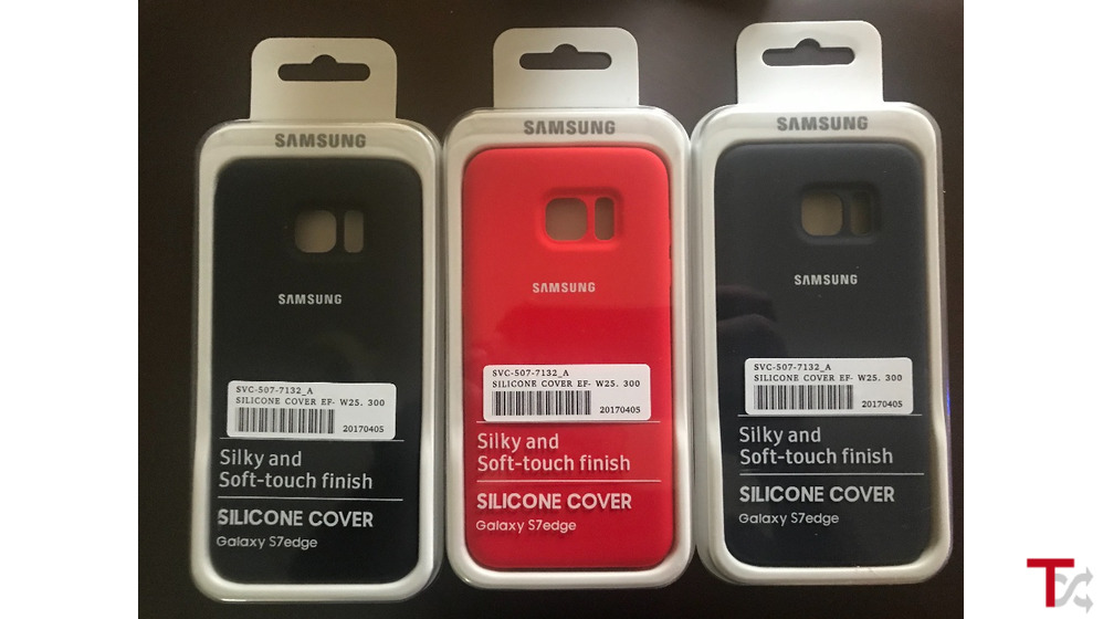 Capas Samsung S7 Edge