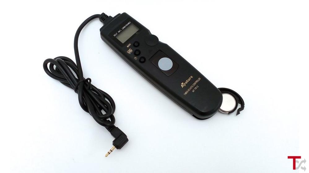 Timer Camera Remote Control Shutter APUTURE AP-TR1C