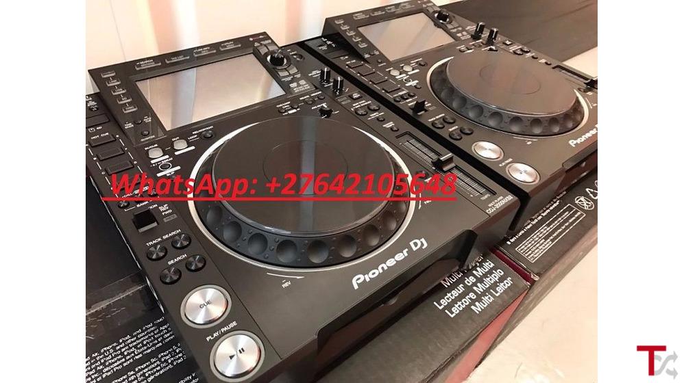 2x Pioneer CDJ-2000NXS2 +  1x DJM-900NXS2 mixer =  1899 EUR , WhatsApp Chat:  +447451221931