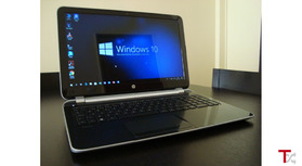 Portátil HP 15-n052sp Windows 10 64-Bits Pro