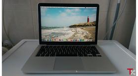 "Macbook Pro Retina 13 ""2015"