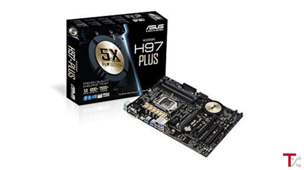 ASUS H97-PLUS Socket 1150