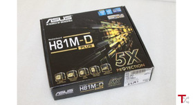 ASUS H81M-D PLUS LGA 1150 Intel