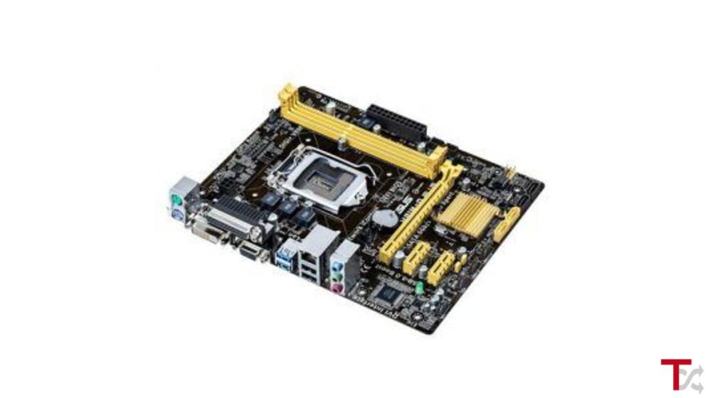 ASUS H81M-D PLUS LGA 1150 Intel