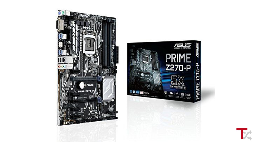Motherboard Asus Prime Z270-P Socket 1151