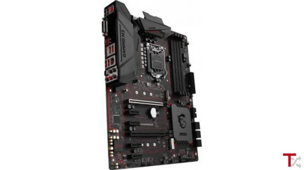 MSI H270 Gaming M3 LGA 1151 DDR4 USB 3.1 M.2
