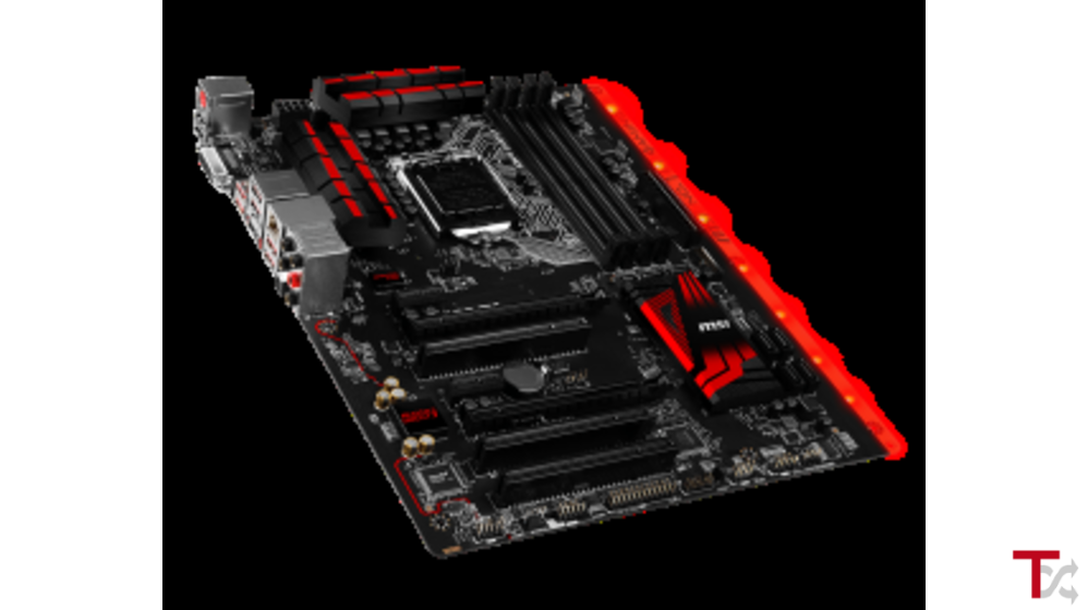 Motherboard ATX MSI H170A Gaming Pro 1151