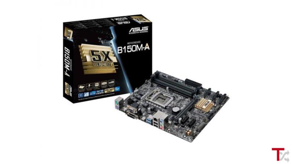 ASUS B150M-A Socket 1151 DDR4