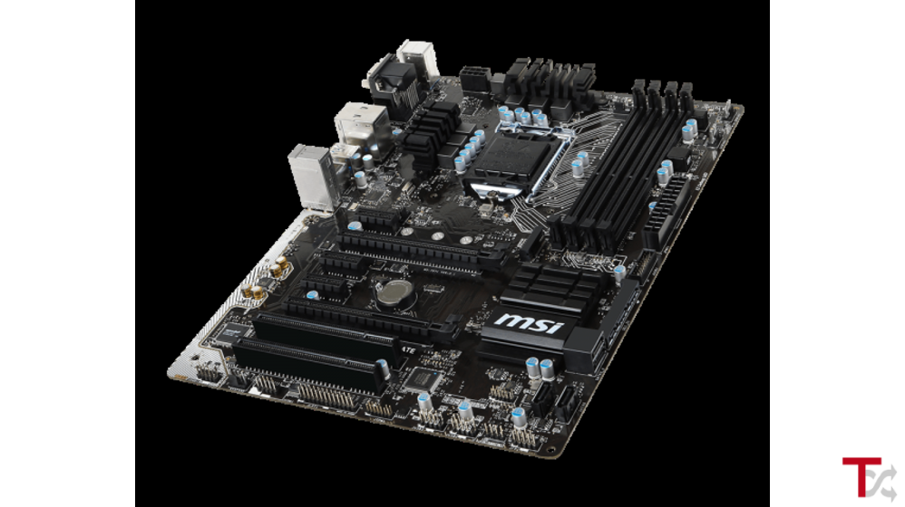 Motherboard MSI H170A PC Mate 1151