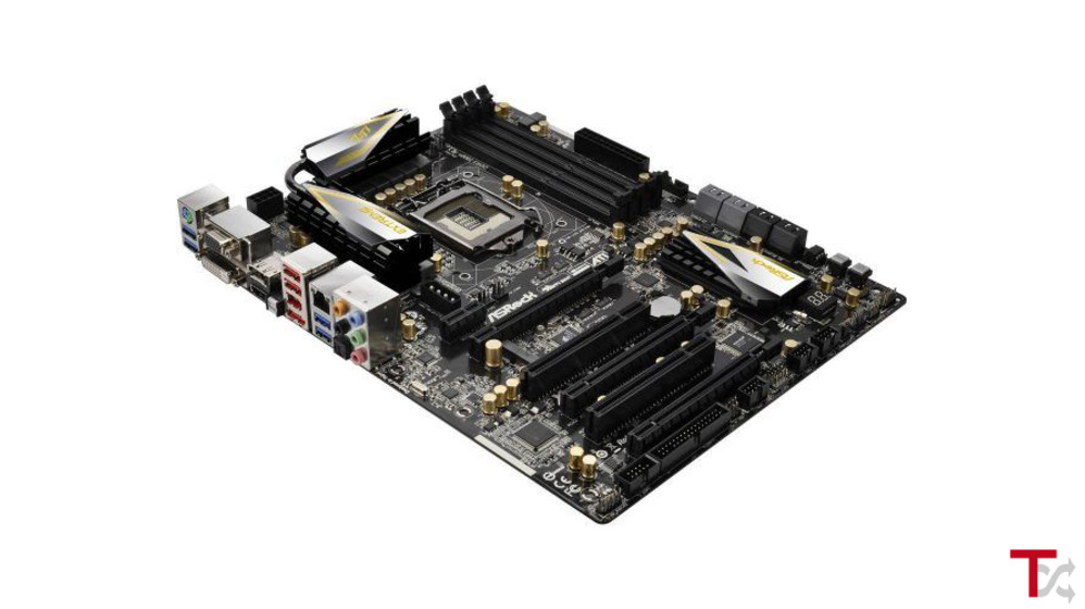 ASRock Z77 Extreme6 motherboard LGA 1155