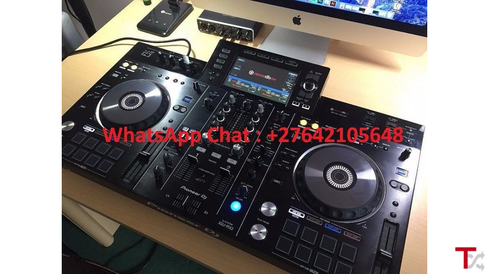 Pioneer DDJ-1000  Controller = 550 Euro / Pioneer XDJ-RX2 DJ System =  800 euros