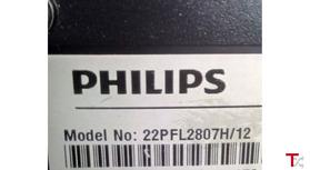 Compre Já! tv led Philips 22PFL2807H-12
