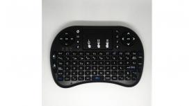 Mini teclado touchpad Smart TV, Android, Xbox, PS3, etc.
