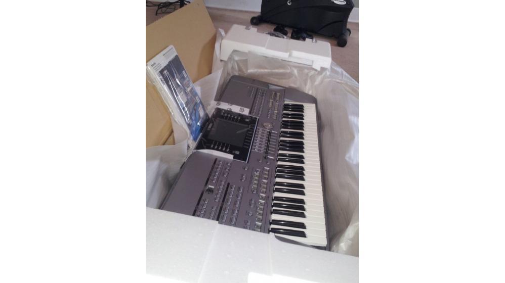 Sale: Yamaha Tyros 5, Pioneer CDJ-2000 NXS2, Pioneer DDJ-SX2, Korg Pa4