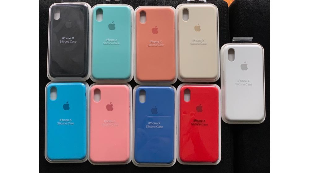 Capas iPhone X/XS