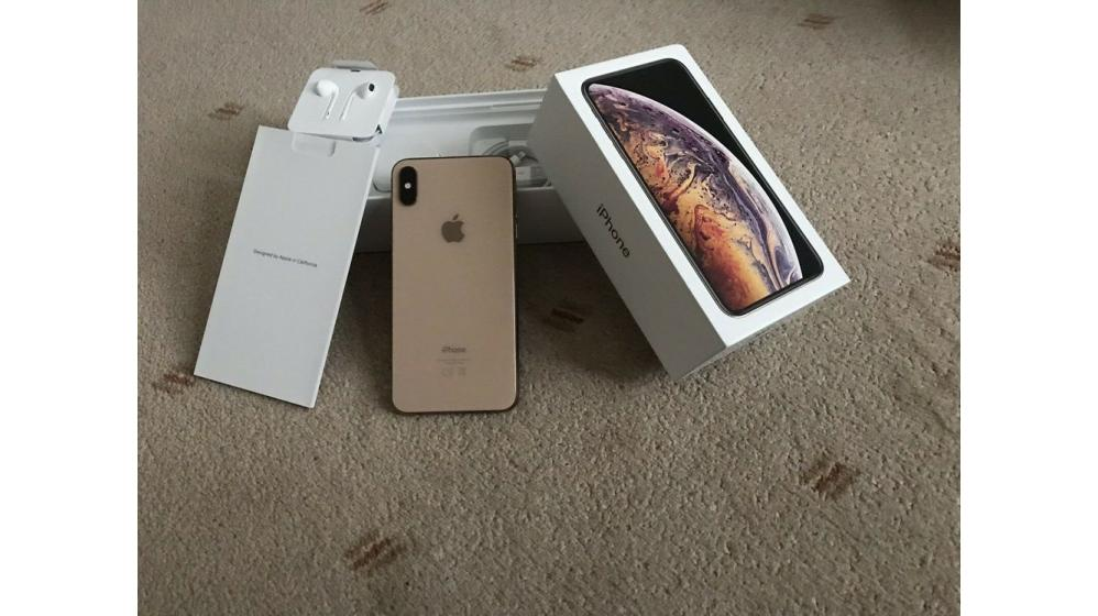 Apple iPhone XS 64GB €400 iPhone XS Max 64gb €430 iPhone X 64gb €300